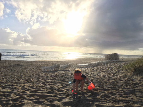 Fitness Friday: Taking it to the Beach
