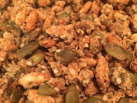 Tasty Tuesday: Super Seed Granola