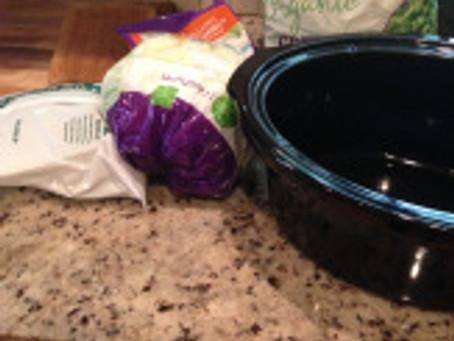 Tasty Tuesday Plant Based Preparations: Crockpot Roasted Veggies