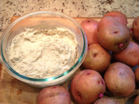 Tasty Tuesday Plant Based Preparations: Garlic Mashed Potatoes