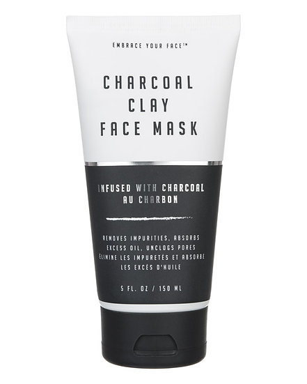 Charcoal Clay Face Mask