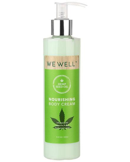 Hemp Seed Oil Nourishing Body Cream