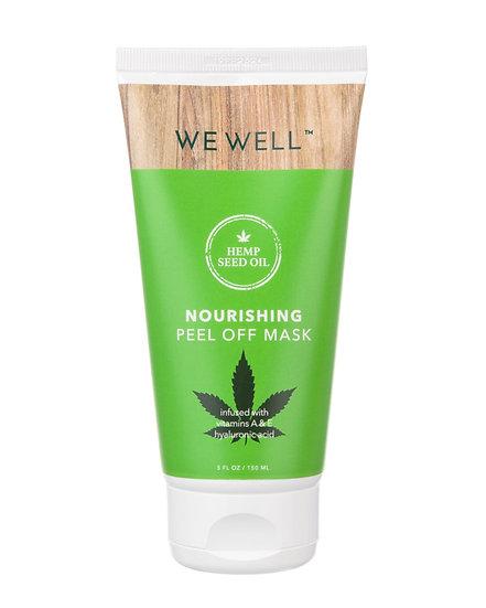 Hemp Seed Oil Nourishing Peel Off Mask