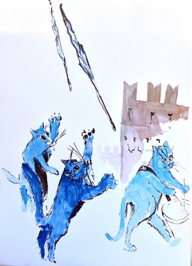 514-Umbrian Cats 2