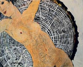 596-Laid Back and 30ish, Mrs Modigliani.