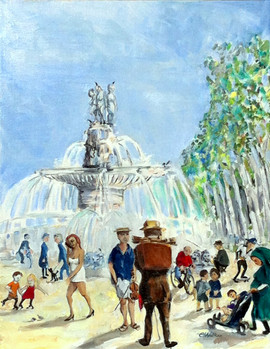 610-Looking for Lowry in Aix en Provence