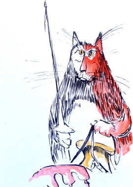 513-Umbrian Cats 1