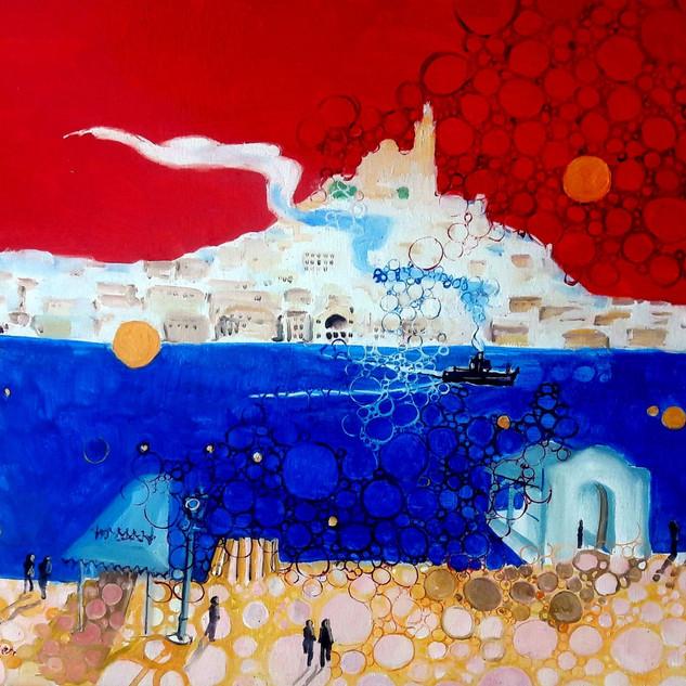 Old Sunset Marseille