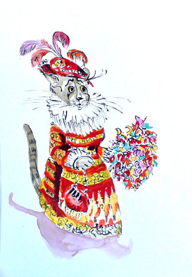 515-Umbrian Cats 3