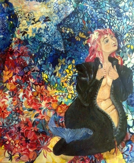 427-Brixham Mermaid