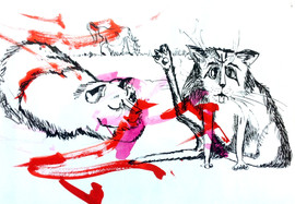 517-Umbrian Cats 5