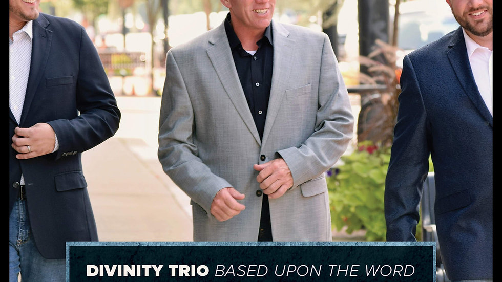 Divinity Trio (Physical CD)