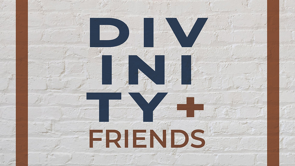 Divinity and Friends  (Physical CD)