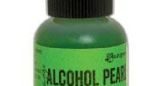 Tim Holtz Alcohol Pearl- sublime