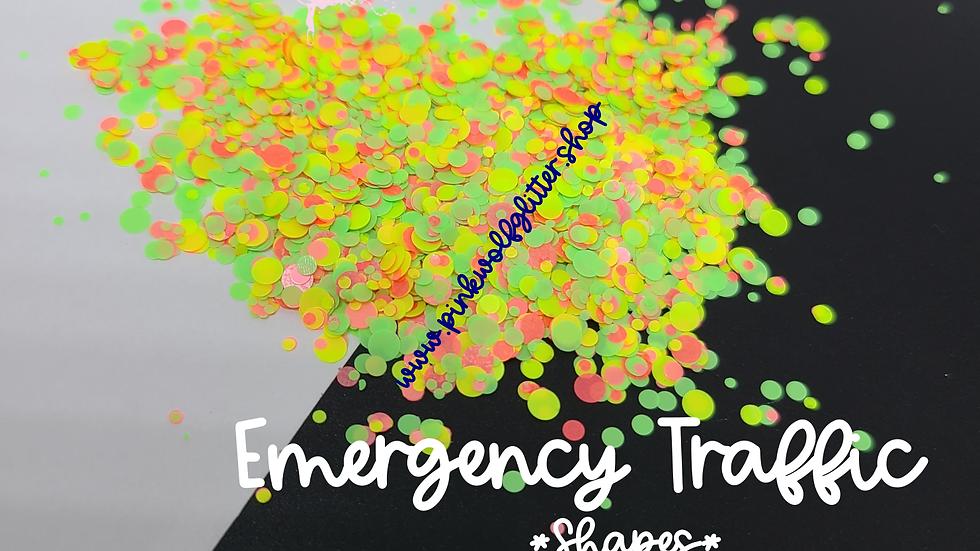 Emergency Traffic *Dots Mix*