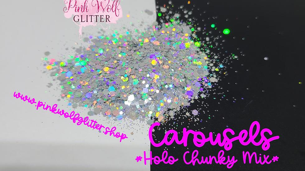 Carousels *Holo Chunky Mix*