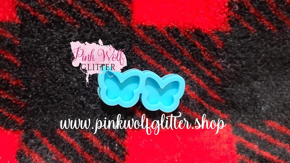 Butterfly Stud Earring Mold