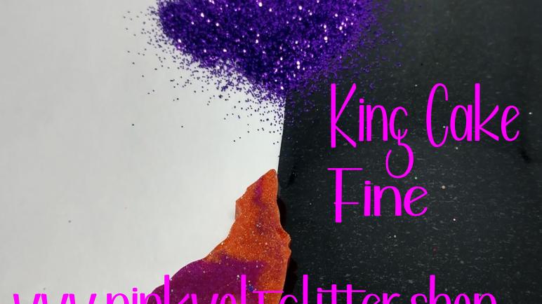King Cake *Fine*