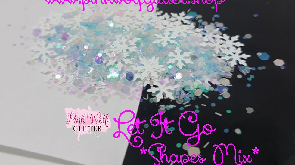 Let It Go*Shapes Mix*
