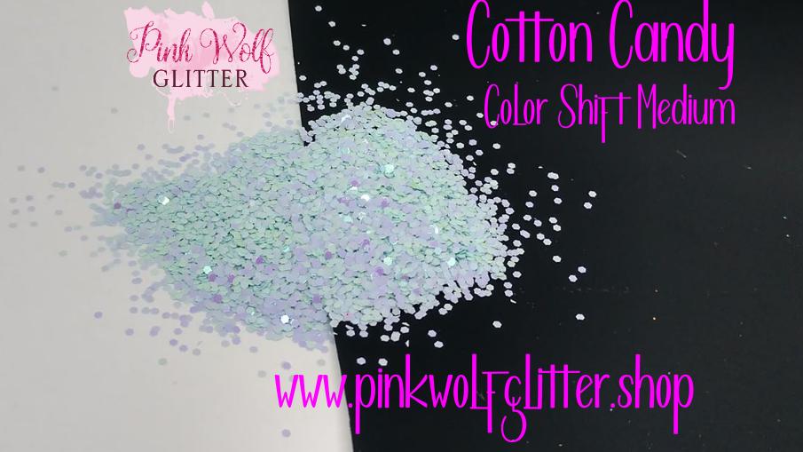 Cotton Candy *Medium Color Shift*