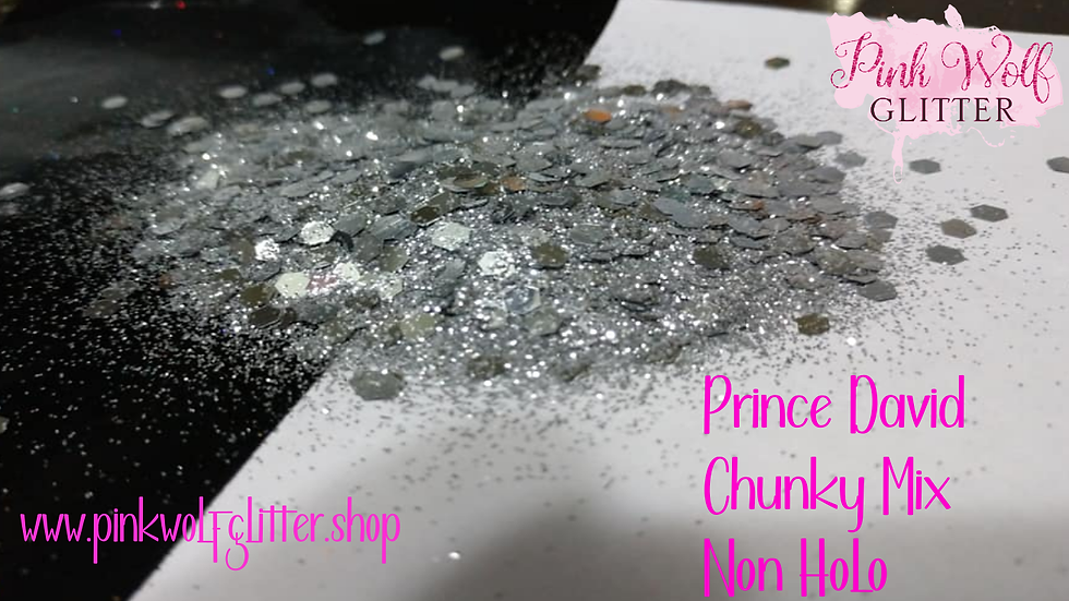 Prince David Non Holo Chunky Mix