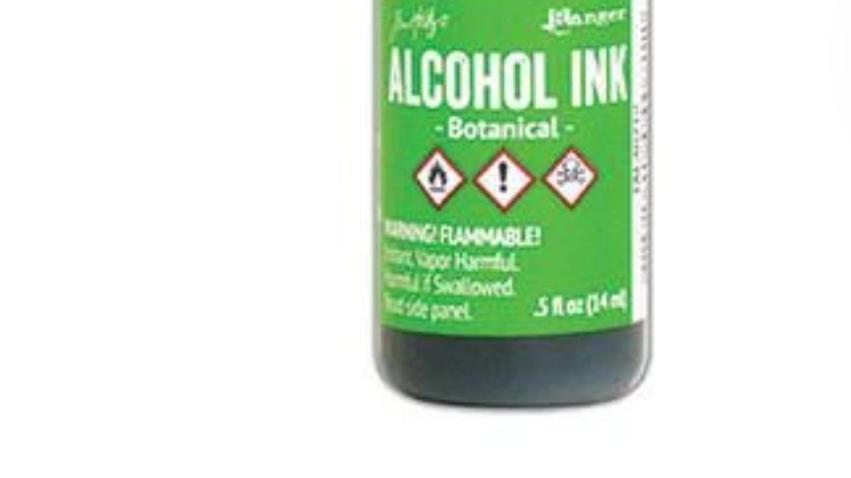 Tim Holtz Alcohol Ink- Botanical