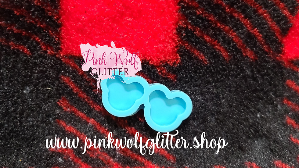 Mickey Mouse Earring Mold