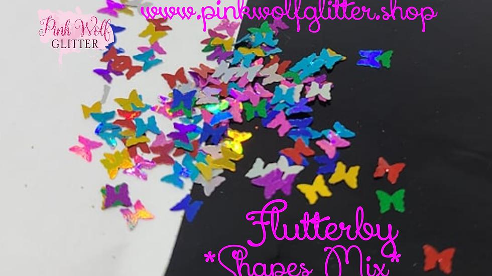 Flutterby *Shapes*