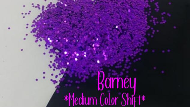 Barney *Medium Color Shift*