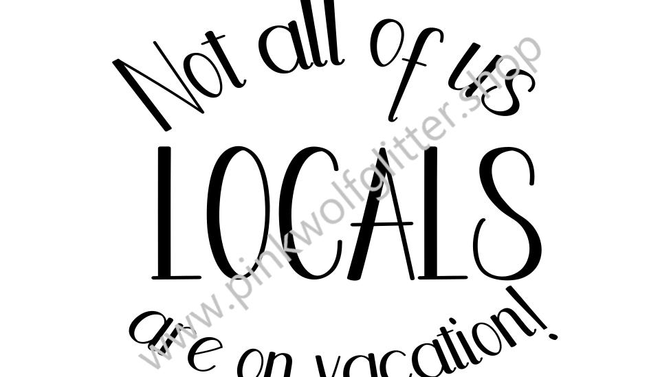 Locals SVG