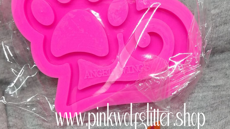 Paw Heart Mold