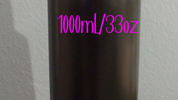 1000ml Bullet Tumbler