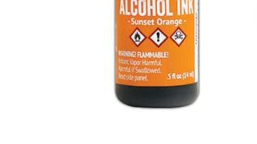 Tim Holtz Alcohol Ink- Sunset Orange