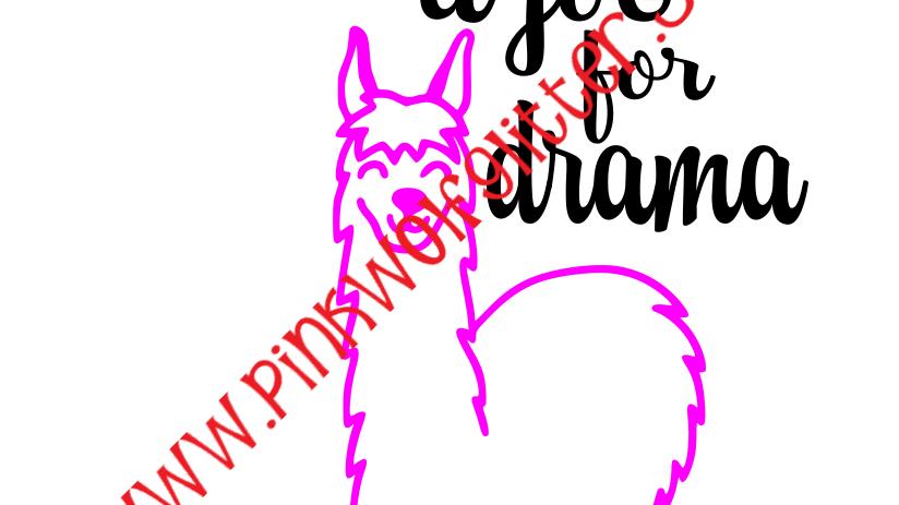 Job for Drama Llama SVG
