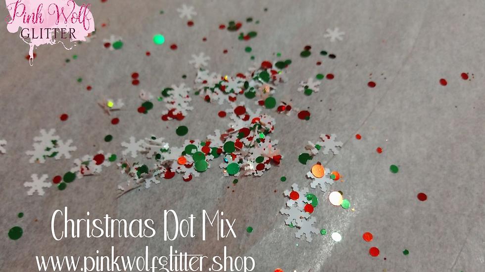 Christmas Dot Mix