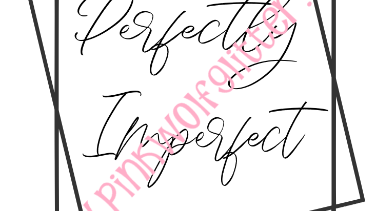 Perfectly Imperfect Double Square SVG