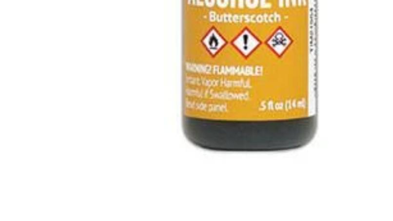 Tim Holtz Alcohol Ink- Butterscotch