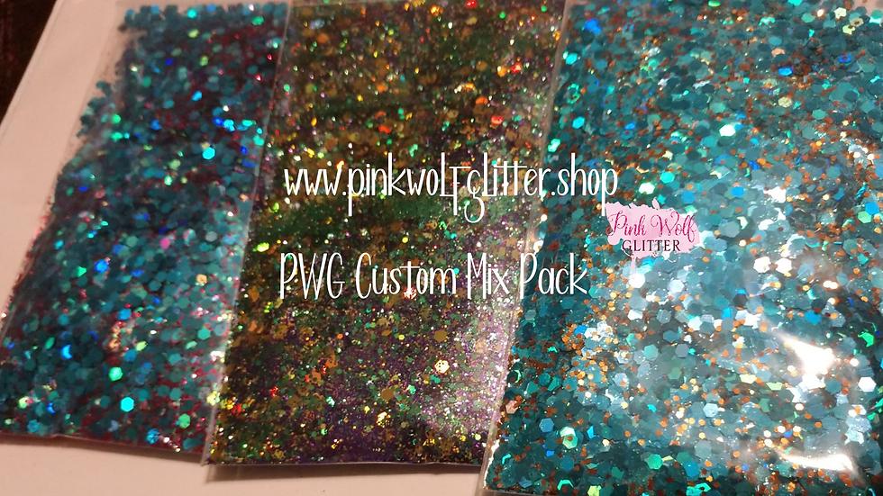 PWG Custom Mix Pack