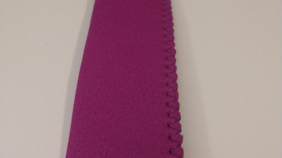 Purple popsicle holder