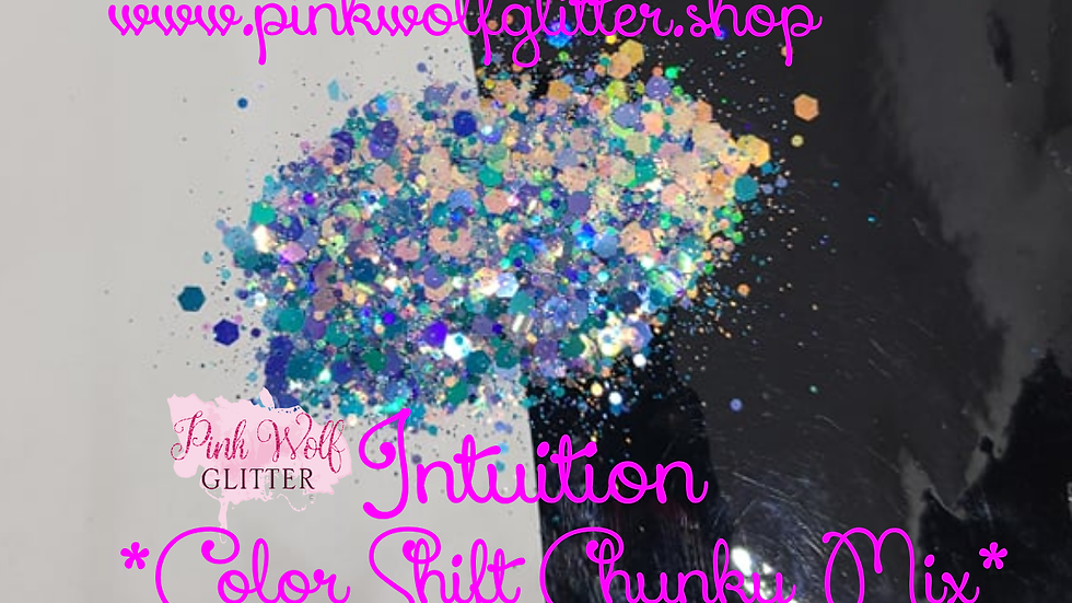 Intuition *Color Shift Chunky Mix*