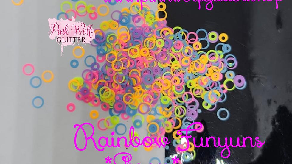 Rainbow Funyuns *Shapes*