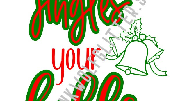 Whatever Jingles Your Bells Christmas SVG