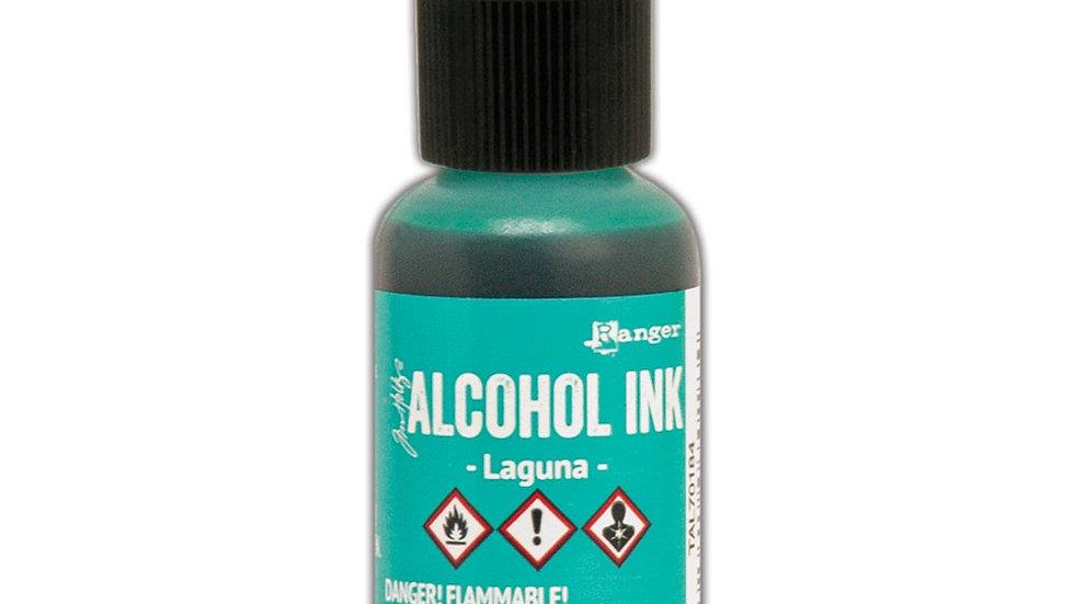 Tim Holtz Alcohol Ink- Laguna