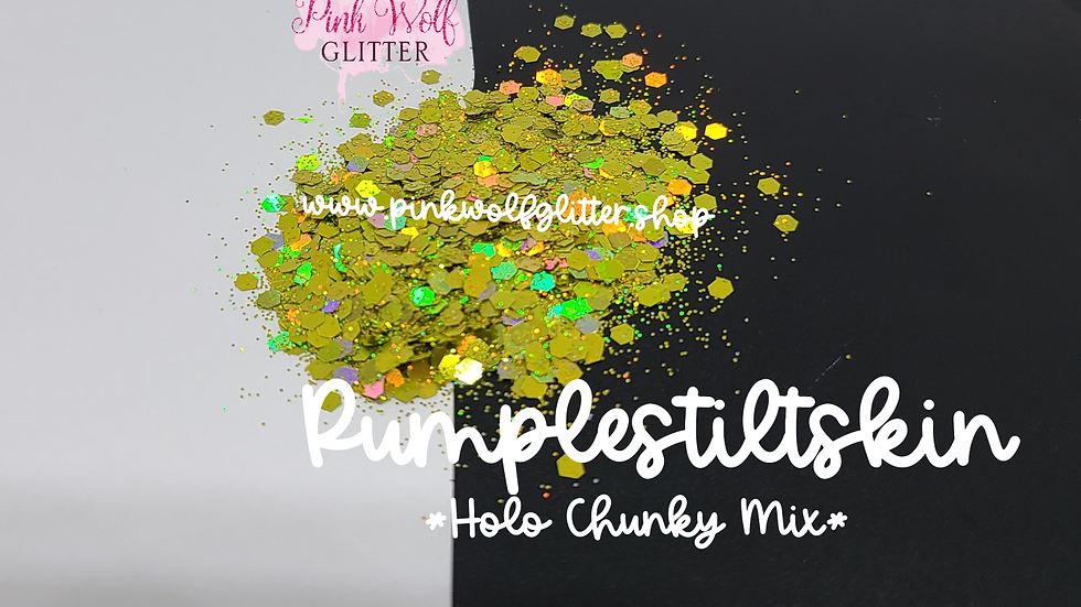 Rumplestiltskin Chunky Mix