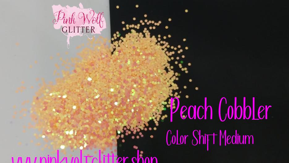 Peach Cobbler *Medium Color Shift*