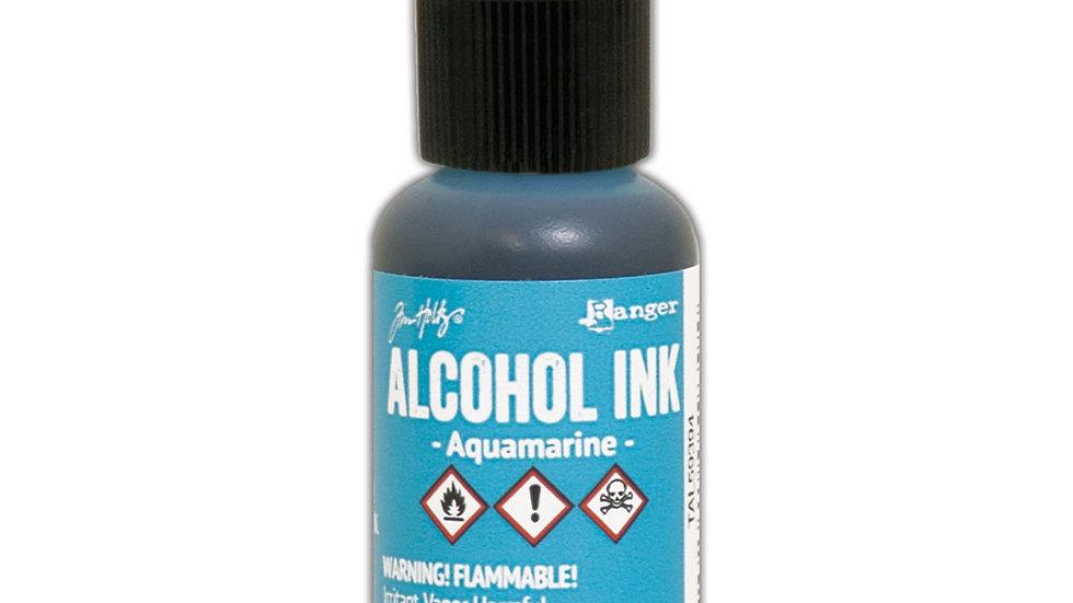 Tim Holtz Aquamarine Alcohol Ink