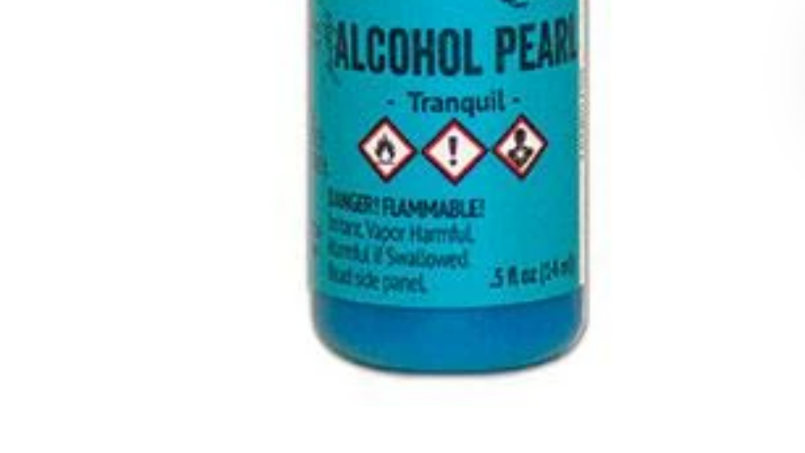 Tim Holtz Alcohol Pearl-Tranquil