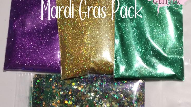 Mardi Gras Pack