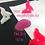 Thumbnail: Pink Wolf HOLO *FINE*