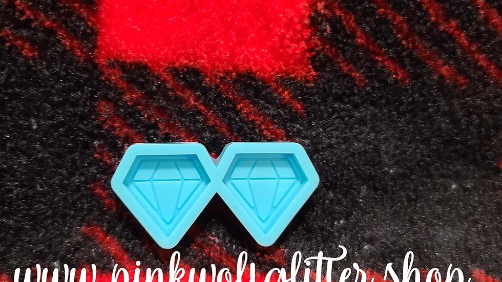 Diamond Stud Earring Mold